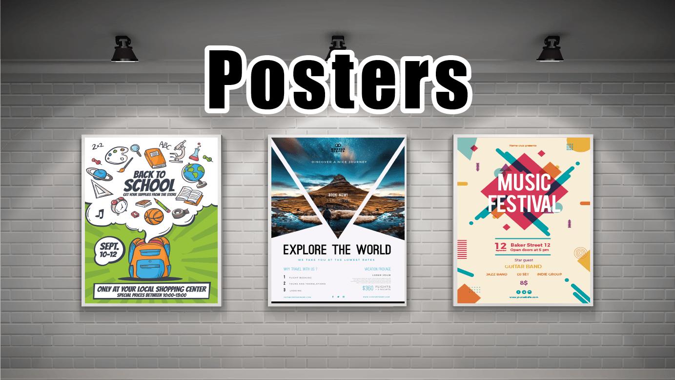 StuffWeDo_Posters